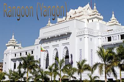 Myanmar (Burma) January 2013